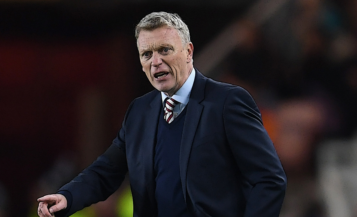 Sunderland boss David Moyes (Laurence Griffiths/Getty Images)