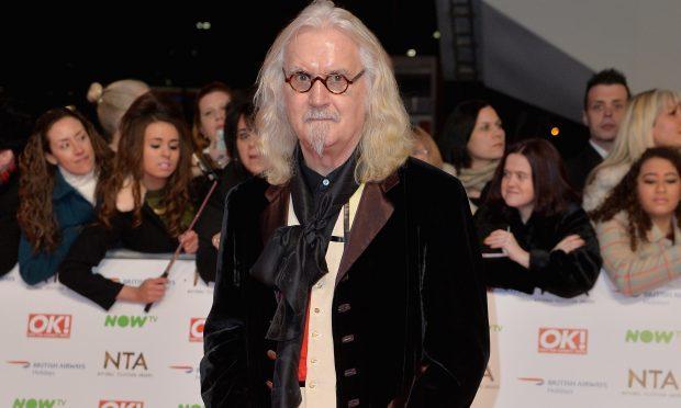 Billy Connolly (Anthony Harvey/Getty Images)