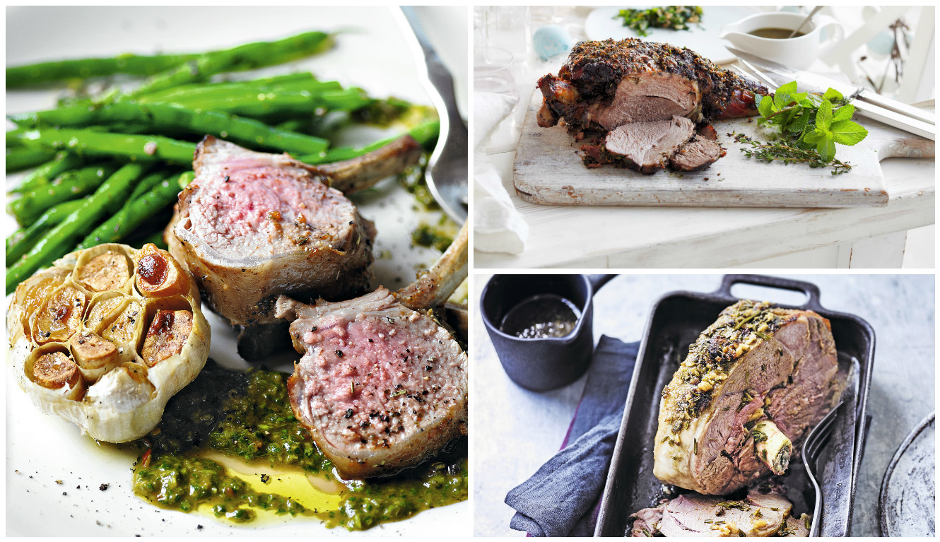 These delicious lamb recipes are perfect for Easter Sunday (Waitrose)