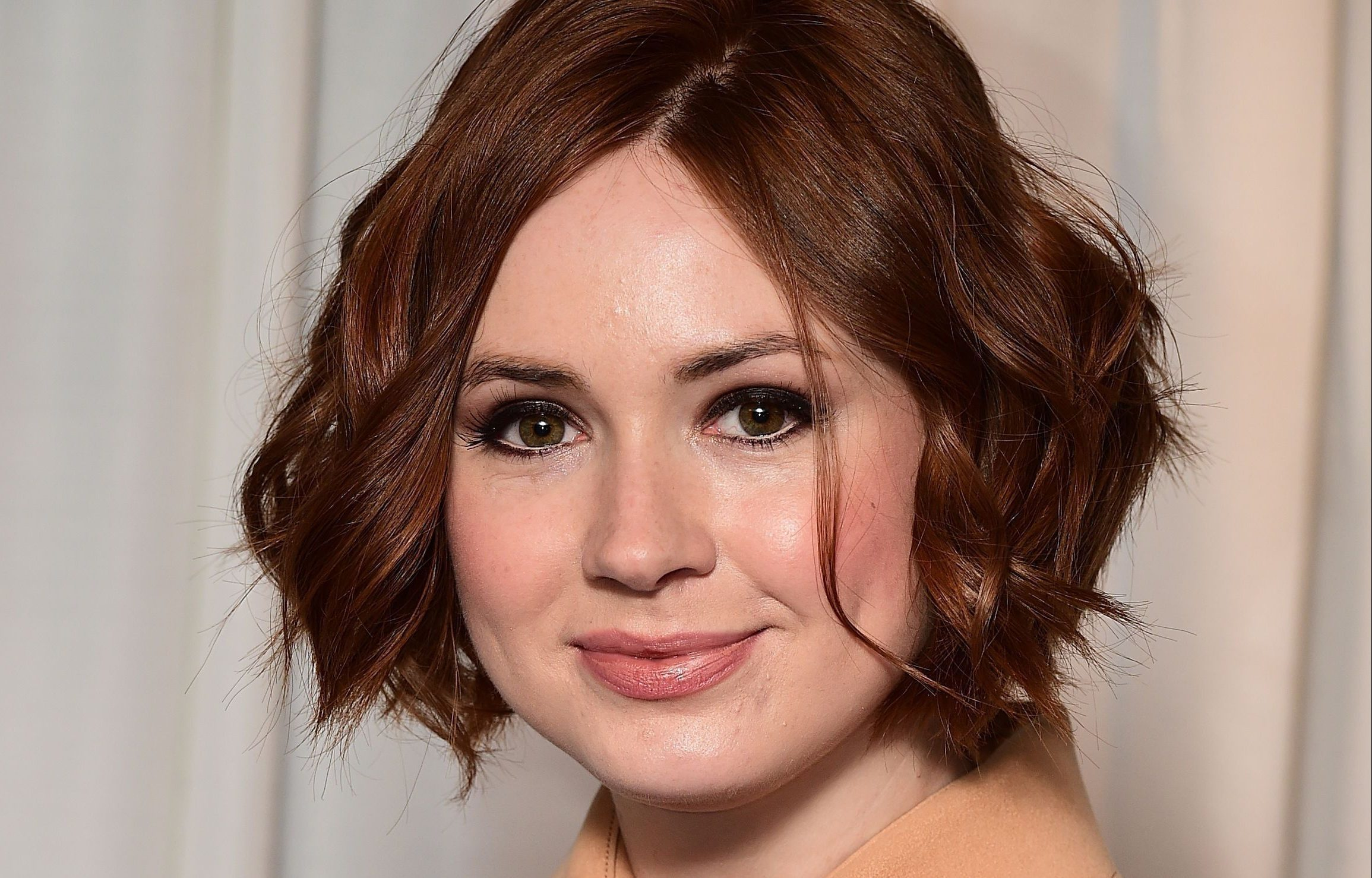 Karen Gillan (Ian West/PA Wire)