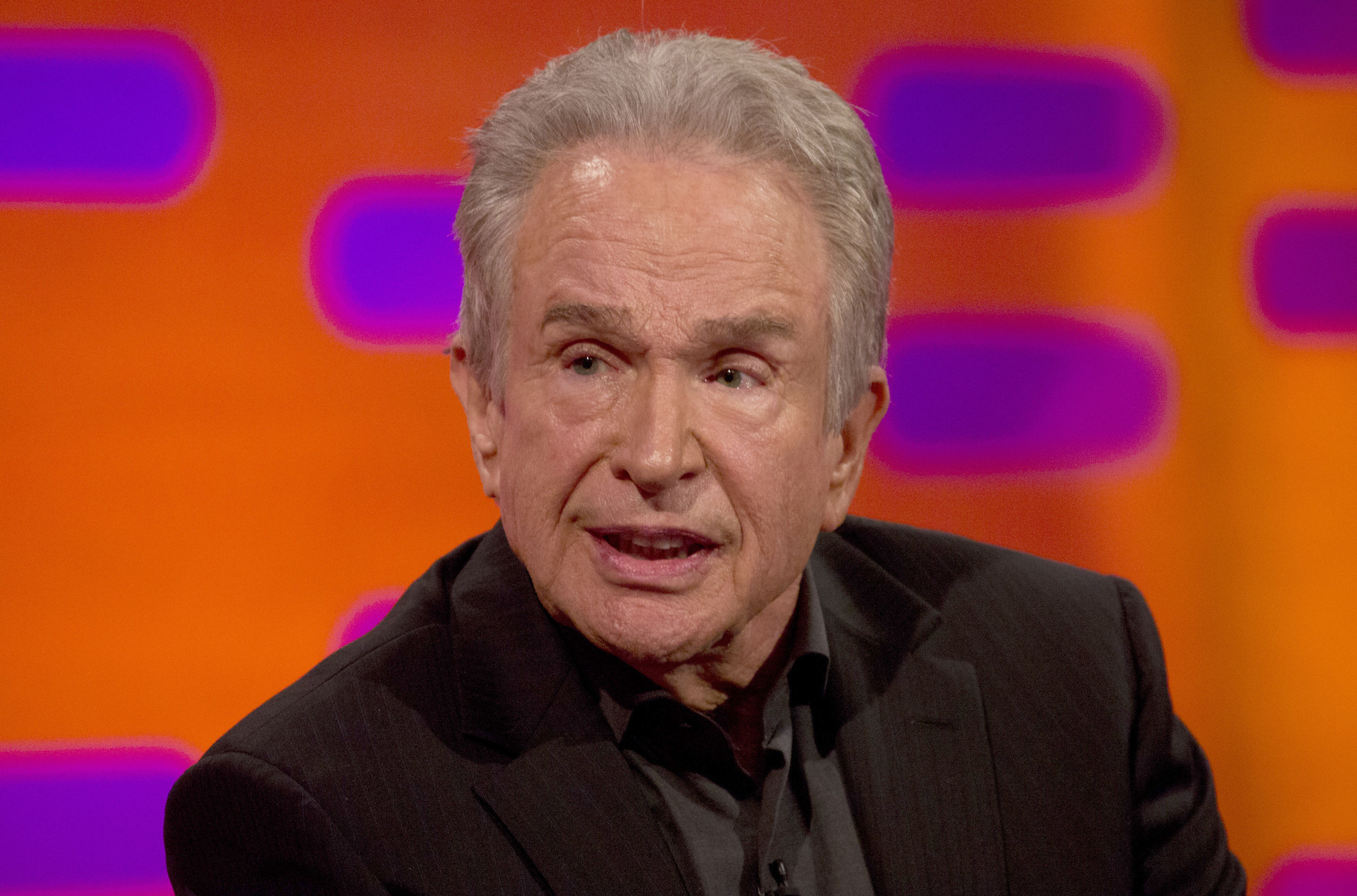 Warren Beatty (PA Images on behalf of So TV)