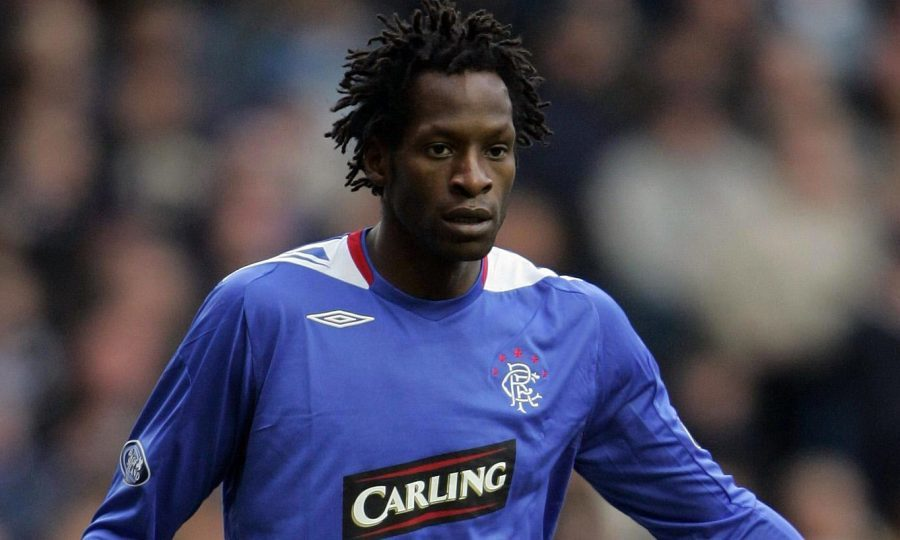Ugo Ehiogu in action for Rangers (Andrew Milligan/PA Wire)