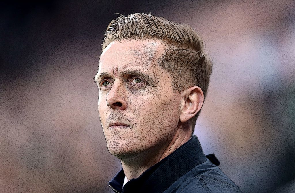 Leeds United manager Garry Monk (Owen Humphreys/PA Wire)