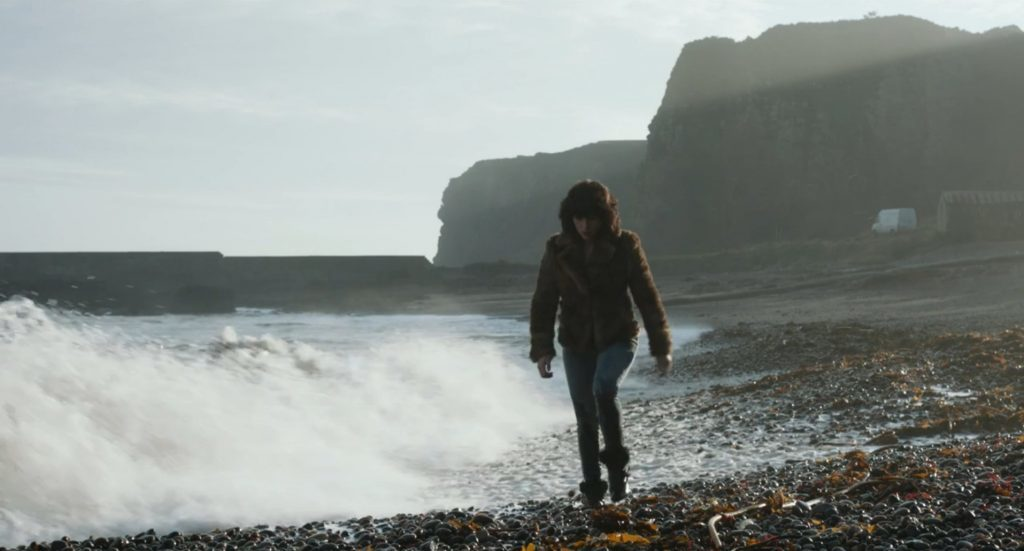Scarlett Johansson in Under The Skin trailer at Auchmithie_obj729474.jpg