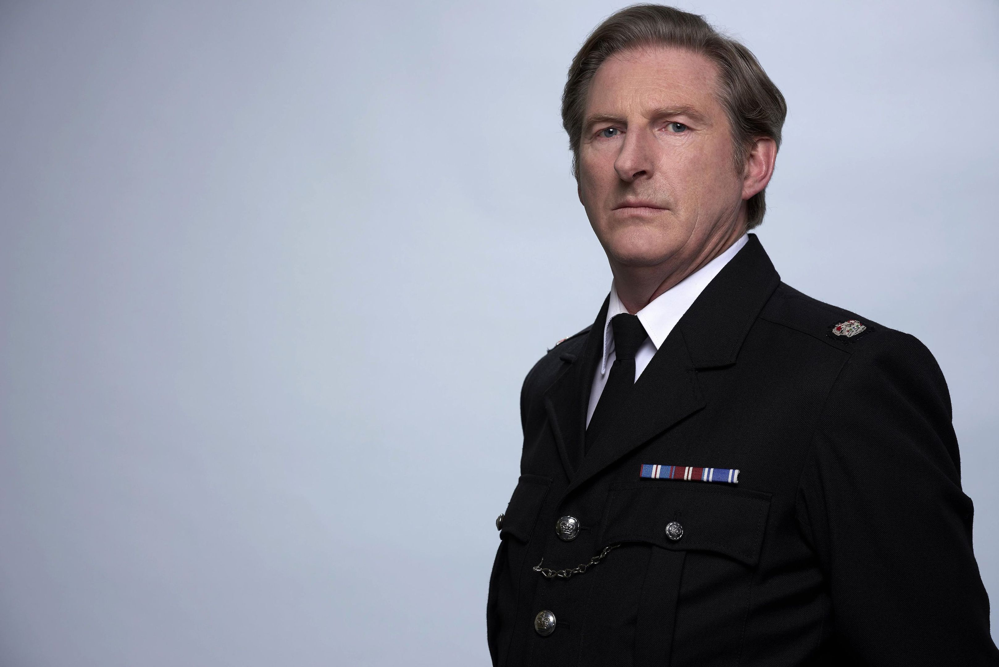 Adrian Dunbar in Line of Duty (PA Photo/BBC/Des Willie)