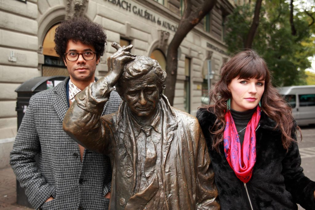 Travel Man: Richard Ayoade and Aisling Bea
