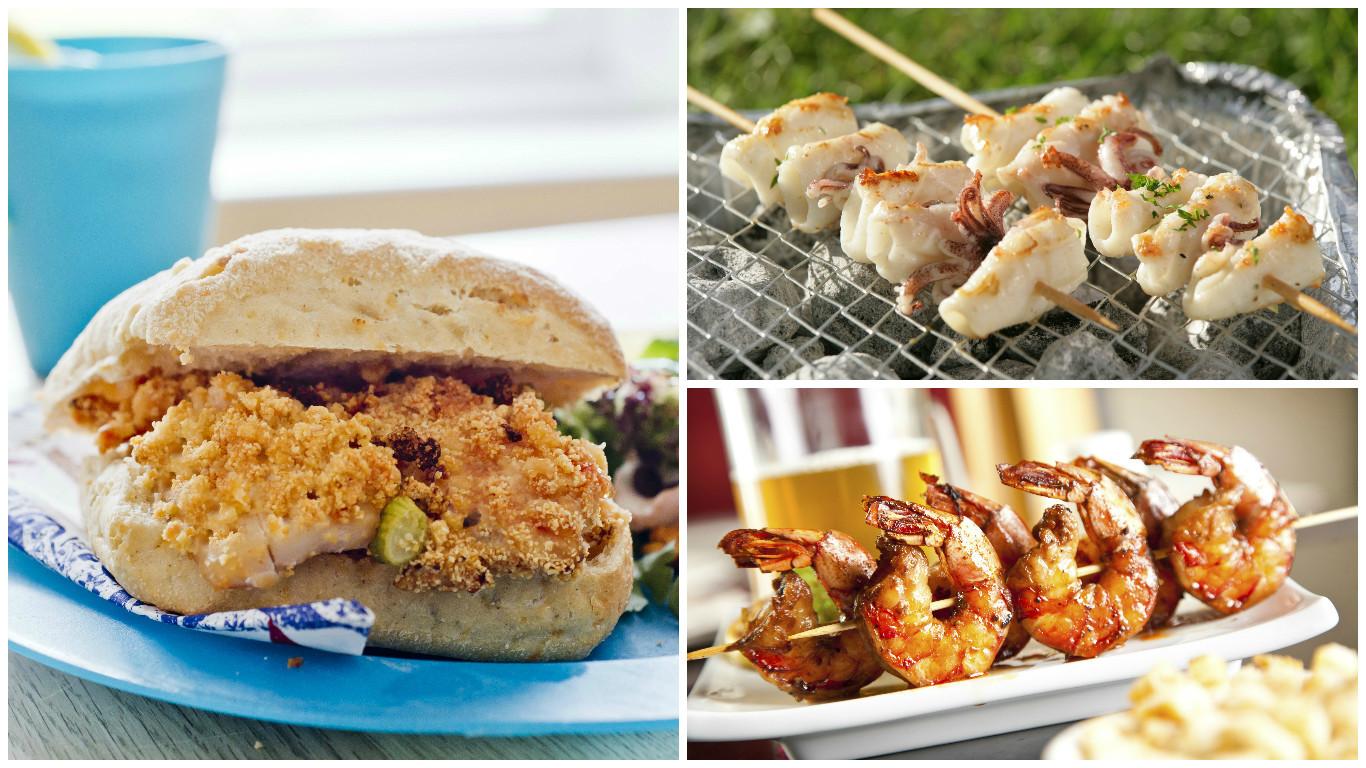 Delicious fish recipes to throw onto the barbecue! (FishIsTheDish / Alan Peebles)