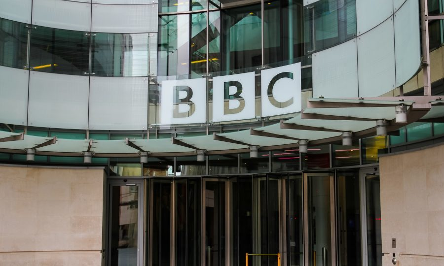 More BBC managers in top pay band