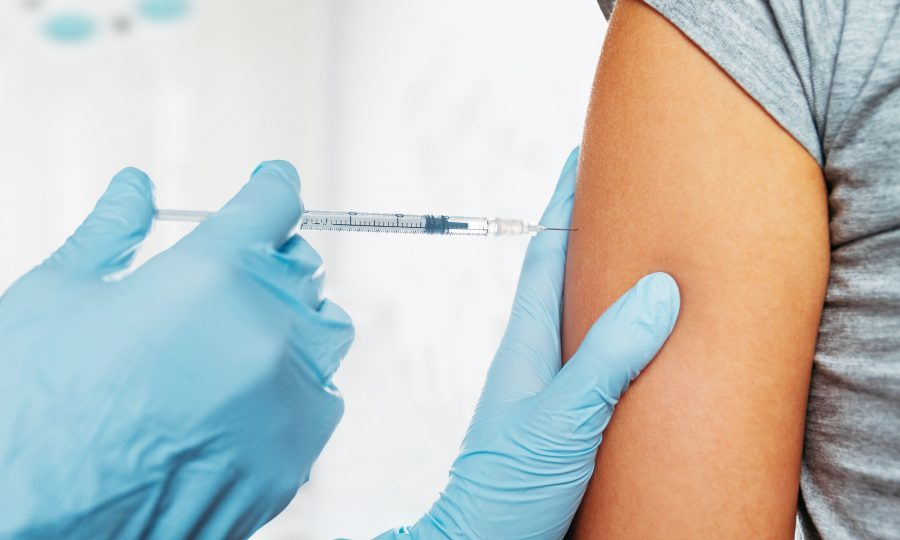 Vaccine drive cuts cancer virus by 90%