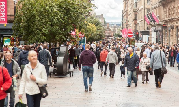 The Scottish population has now hit its highest numbers ever (iStock)