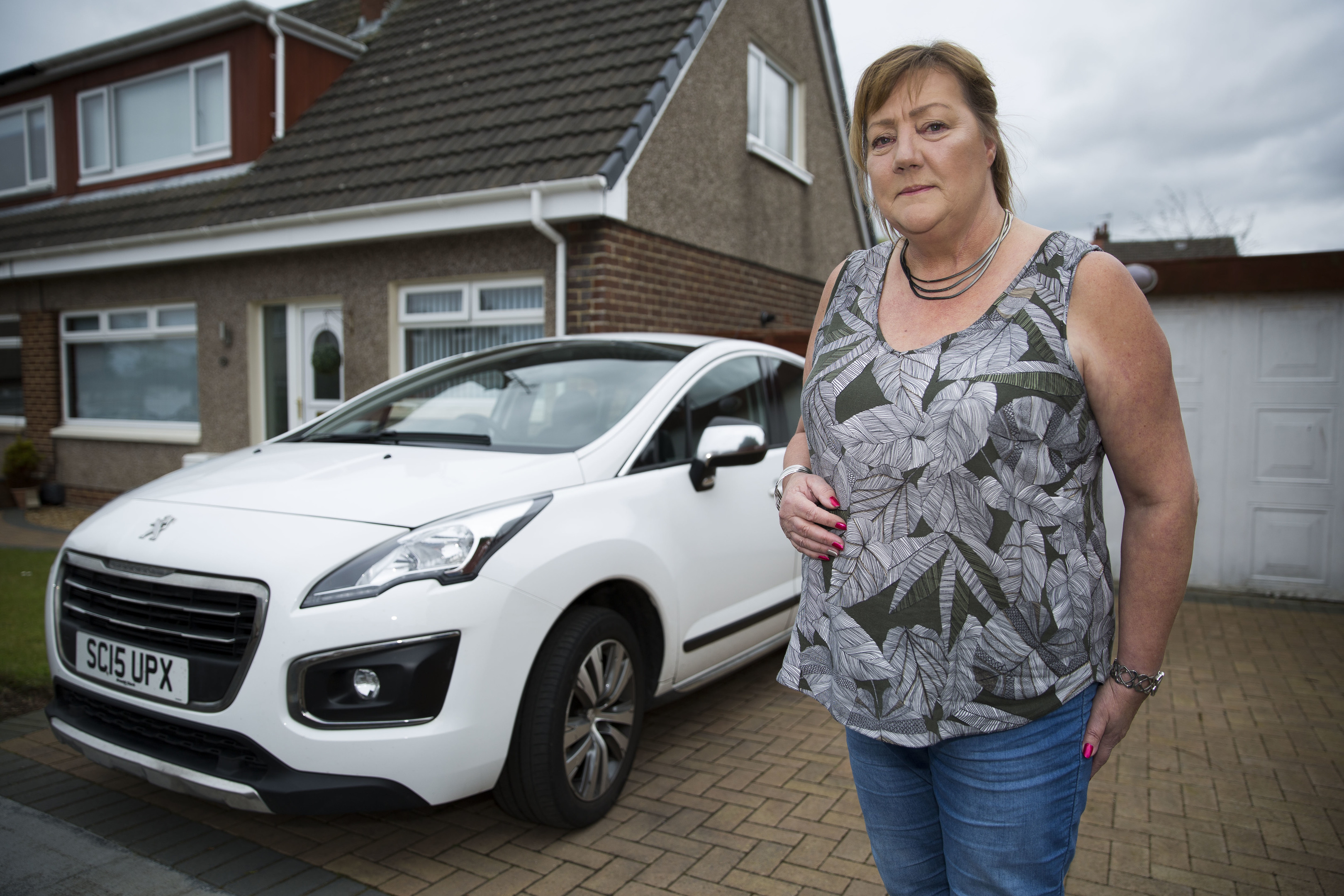A snap reassessment of Jan's benefits ruled she did not need the car to live independently (Jamie Williamson)