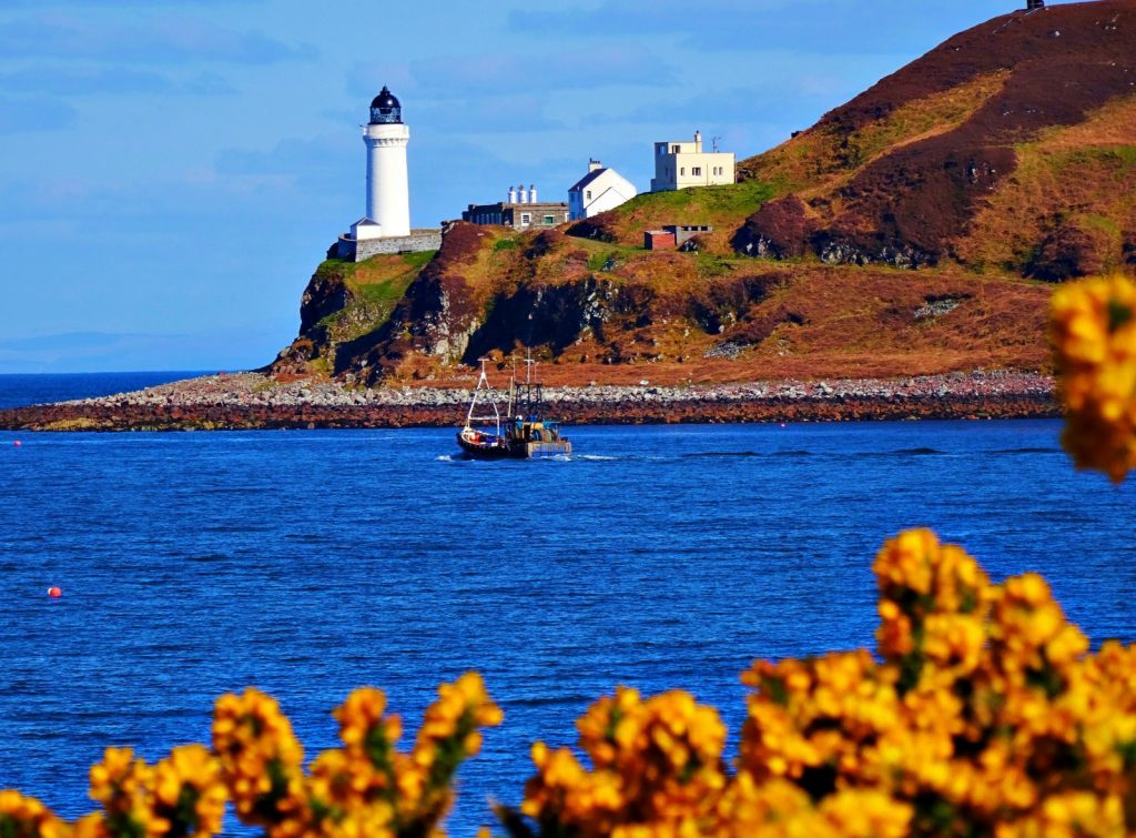 Davaar Island, Campbeltown (Peter Gellatly)