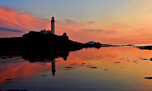 Turnberry reflections (Peter Gellatly)