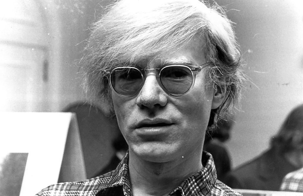American pop artist and film maker Andy Warhol (Evening Standard/Getty Images)