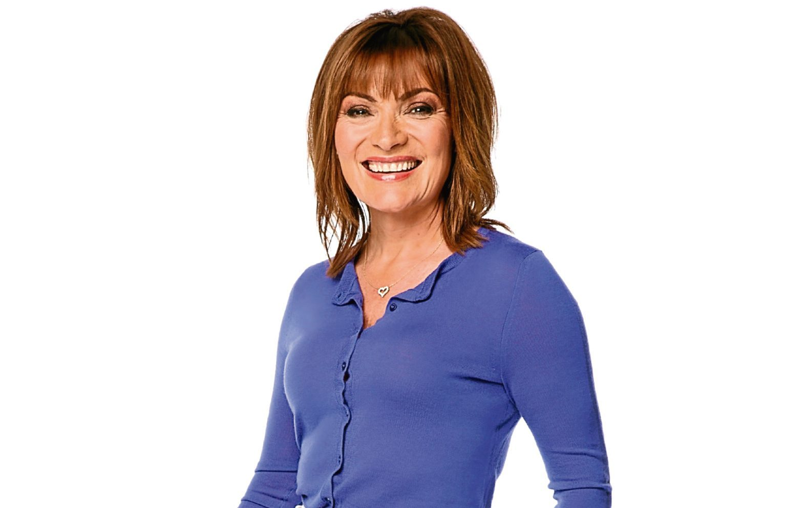 Sunday Post columinist Lorraine Kelly (ITV / Tony Ward)