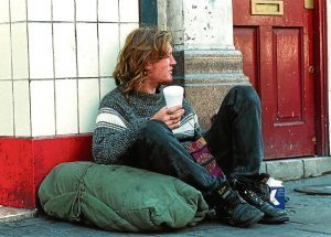 Attendances of homeless people at A&E triple in eight years