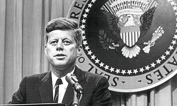 President John F. Kennedy (National Archive / Newsmakers)