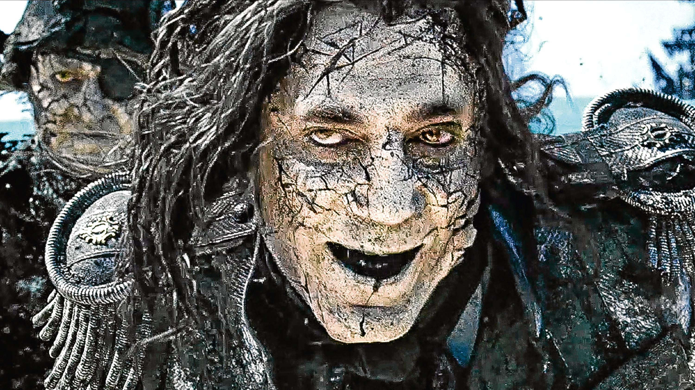 Javier Barden in Pirates of the Caribbean: Dead Men Tell No Tales (Allstar / Walt Disney Pictures)