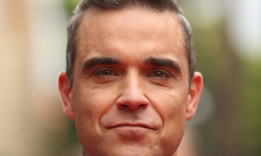 Robbie Williams (Brendon Thorne/Getty Images)