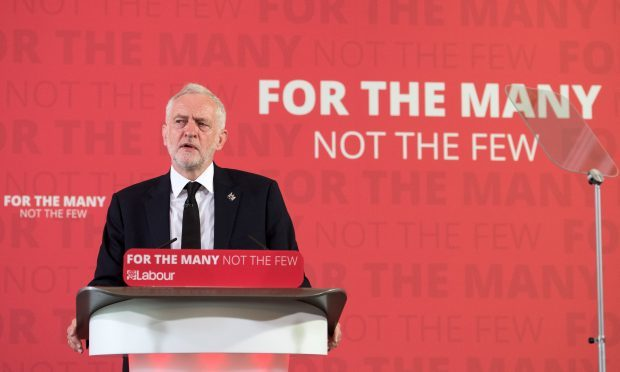 """Mr Corbyn stated that UK foreign policy would change under a Labour government to one that """"reduces rather than increases the threat"""" to the country, as election campaigning resumed after the attack in Manchester earlier this week. (Carl Court/Getty Images)"""