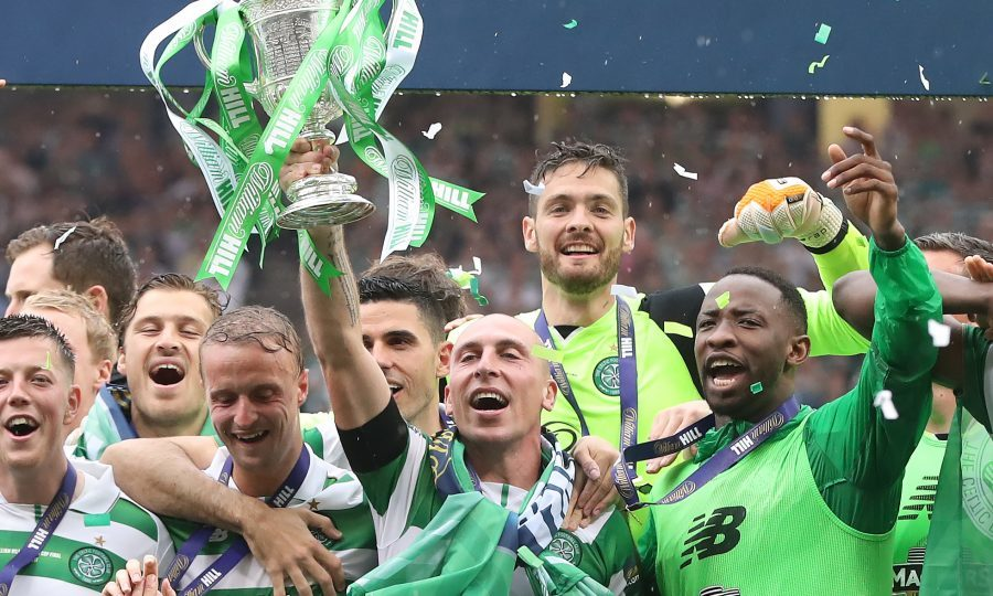Celtic secures trophy treble, ends Scottish season unbeaten