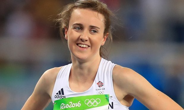 Laura Muir (Mike Egerton/PA Wire)