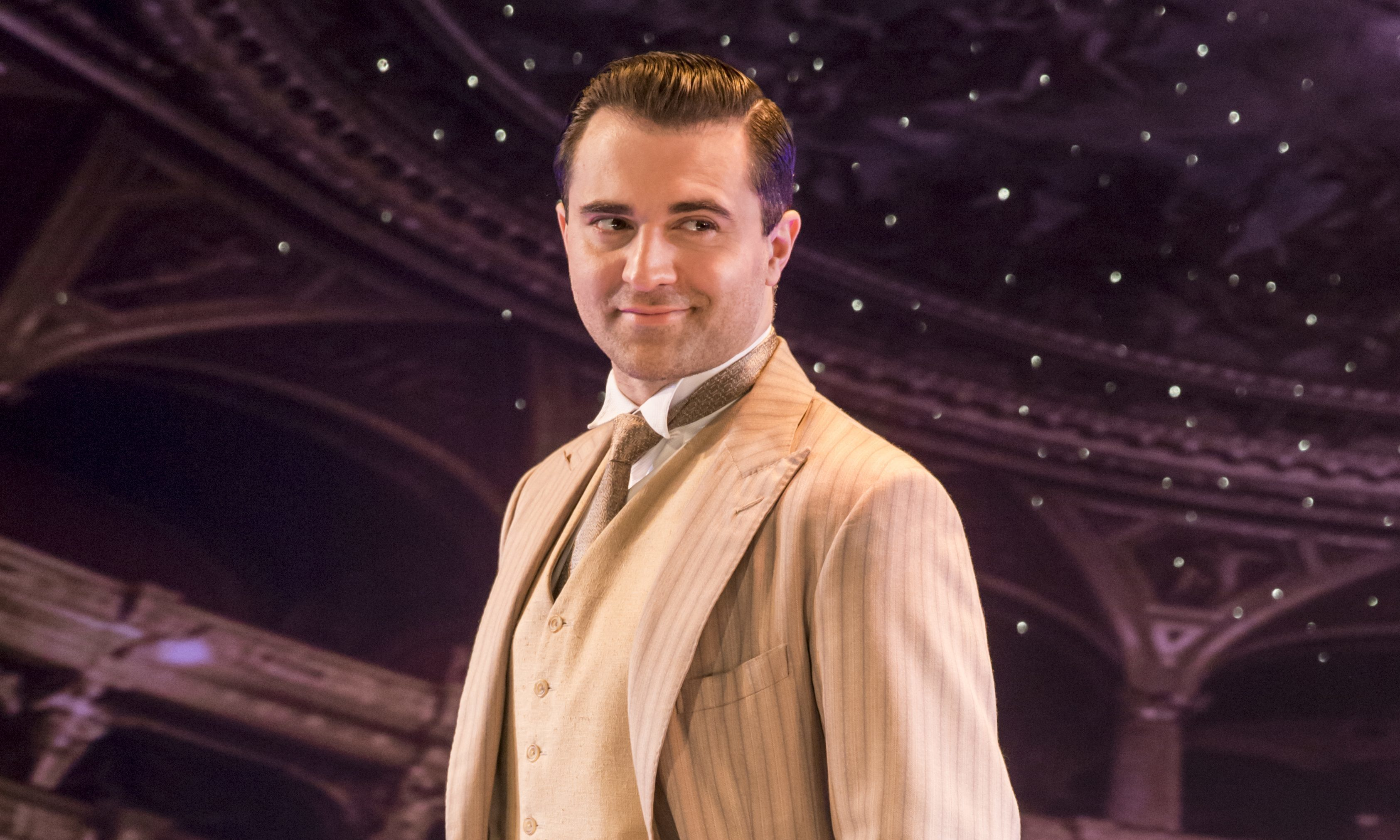 10 life-changing moments: Darius Campbell talks family