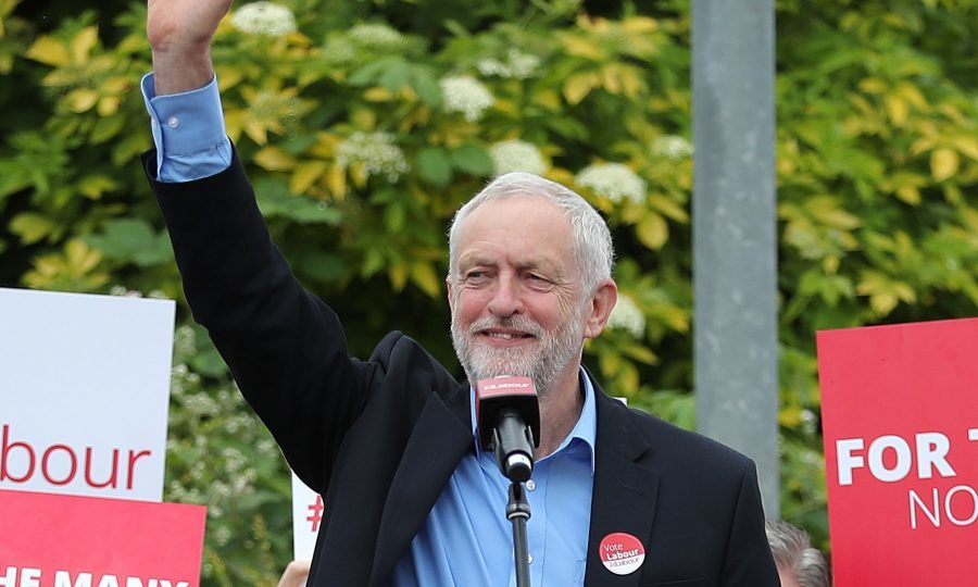 With wind in sails, Corbyn wins hearts in Brexit town