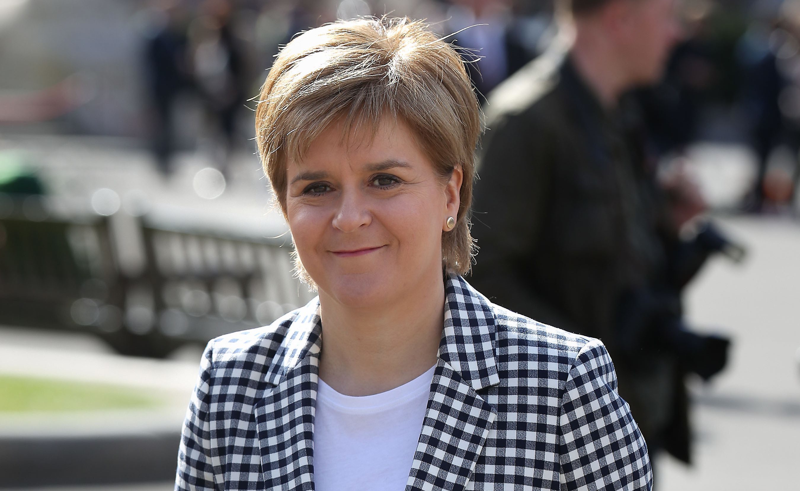 First Minister Nicola Sturgeon (Andrew Milligan/PA Wire)
