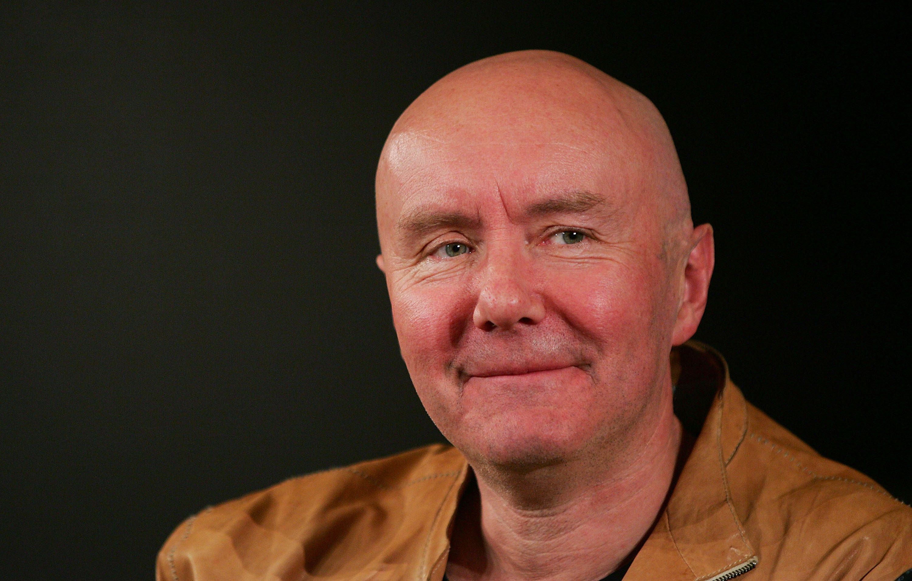 Scottish author Irvine Welsh (Scott Barbour/Getty Images)