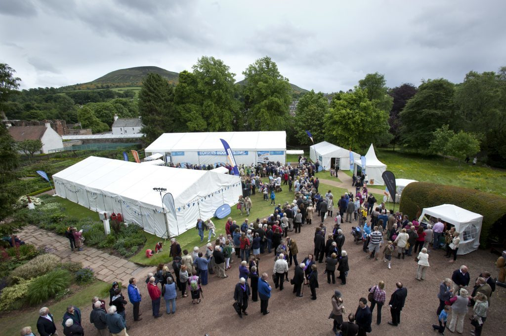 Borders Book Festival (Lloyd Smith)