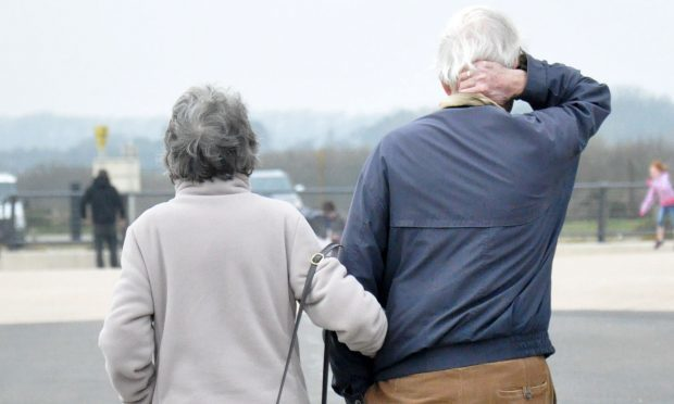 "A ""dramatic"" increase in the number of older cohabiting couples could lead to more people missing out on valuable tax breaks and state pension rights, analysis by an insurer suggests (Kirsty O'Connor/PA Wire)"