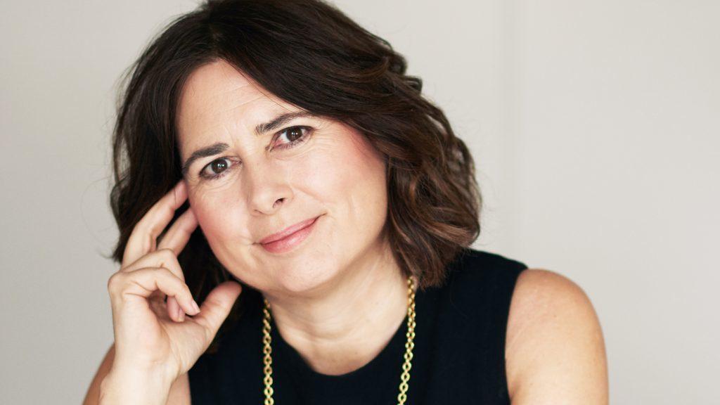 Outgoing Vogue Editor Alexandra Shulman