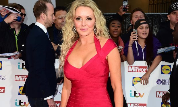 Carol Vorderman (Ian West/PA Wire)