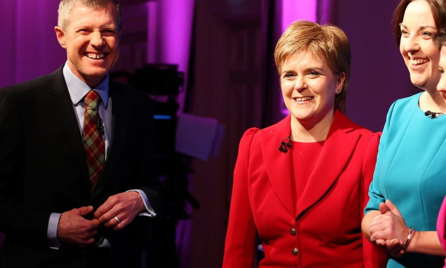 Nicola Sturgeon defends Jeremy Corbyn linking terrorism in United Kingdom to foreign policy