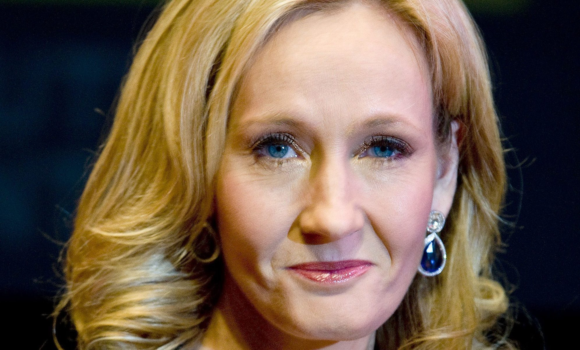 Harry Potter author JK Rowling (Ian West/PA Wire)