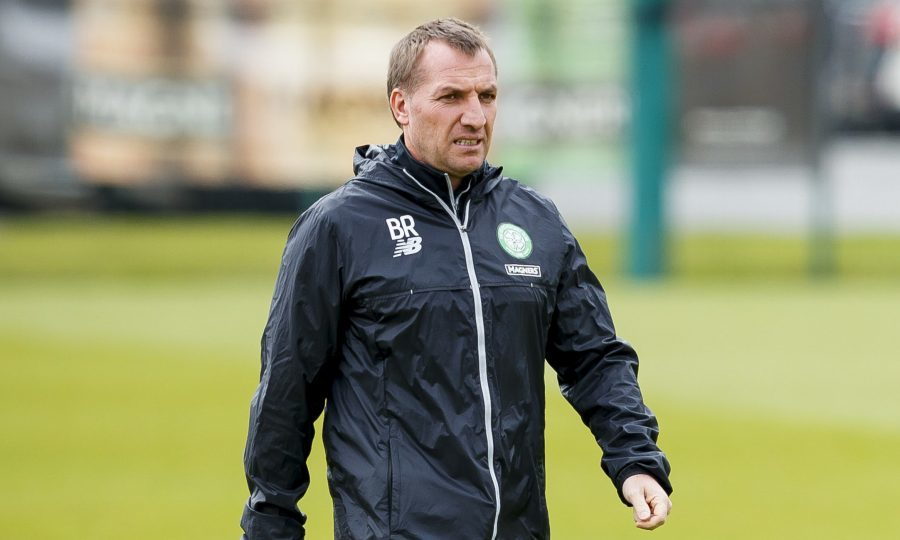 Rodgers proud as unbeaten Celtic hit 100 point