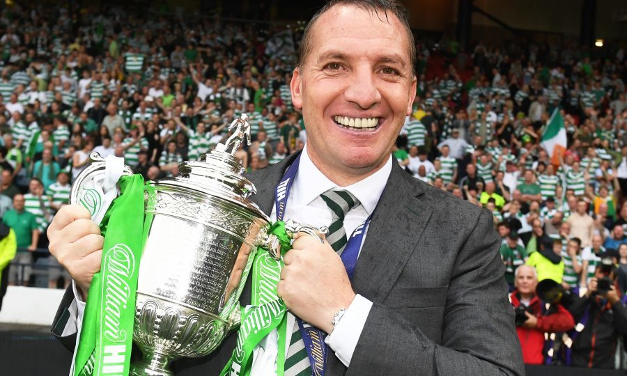 Rodgers lauds Celtic's 'identity' after Scottish Cup triumph