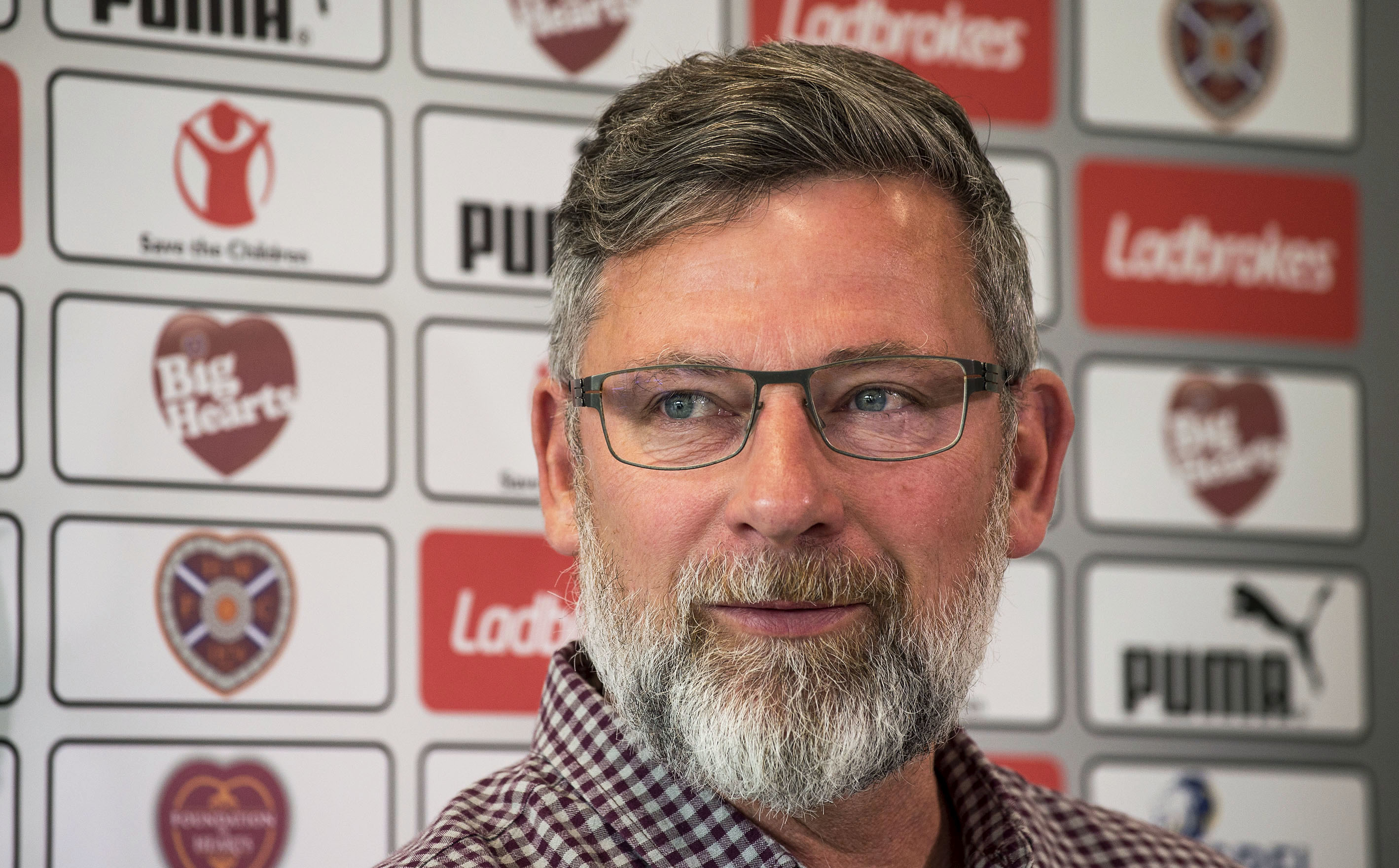 Hearts Director of Football Craig Levein (SNS Group)