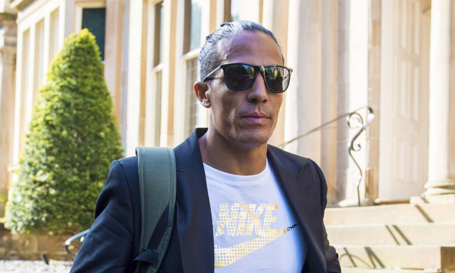Rangers confirm Bruno Alves signing