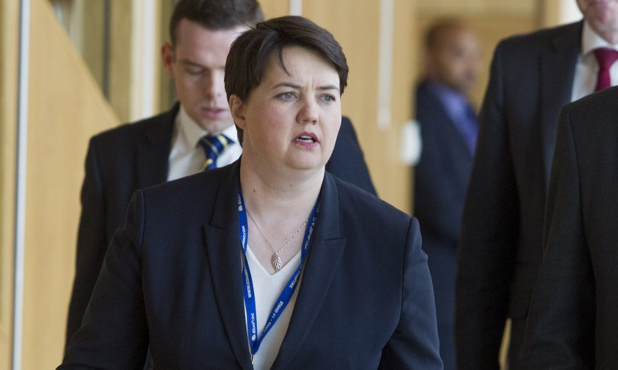 Sturgeon Made A Mistake By Weaponising Brexit, Says Ruth Davidson