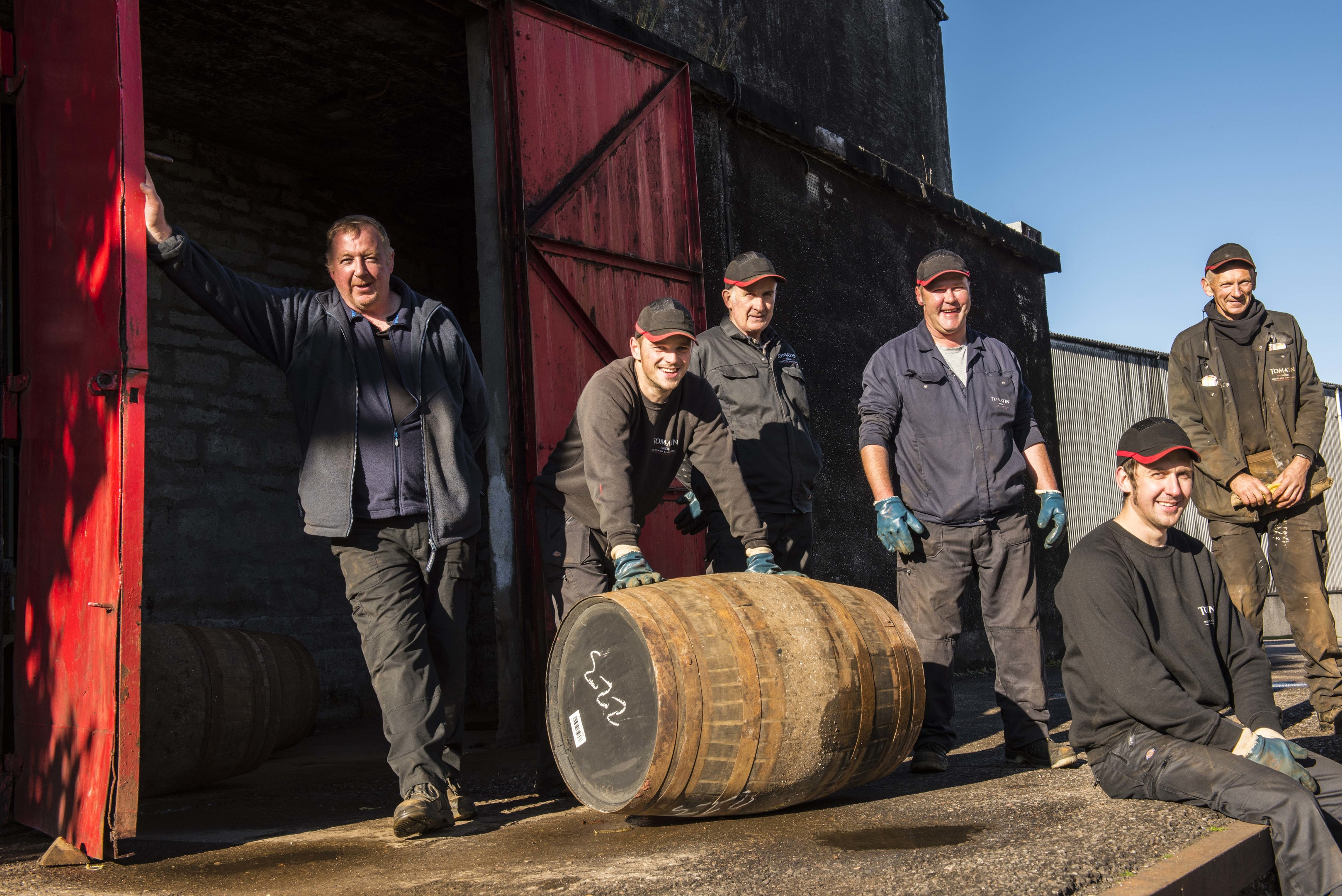 Tomatin Distillery, who have just won a prestigious award for their 36yr old whisky (John Paul Photography)