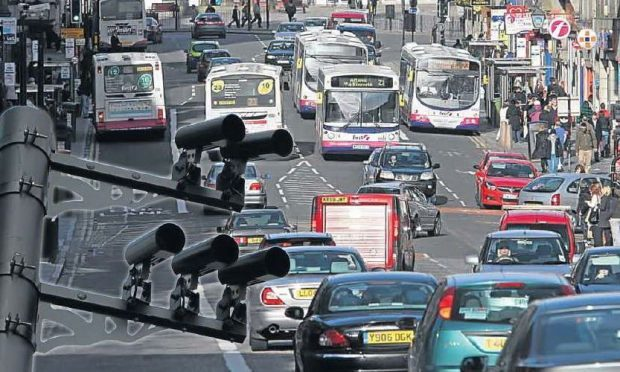 The cameras are set to be trialled in Glasgow