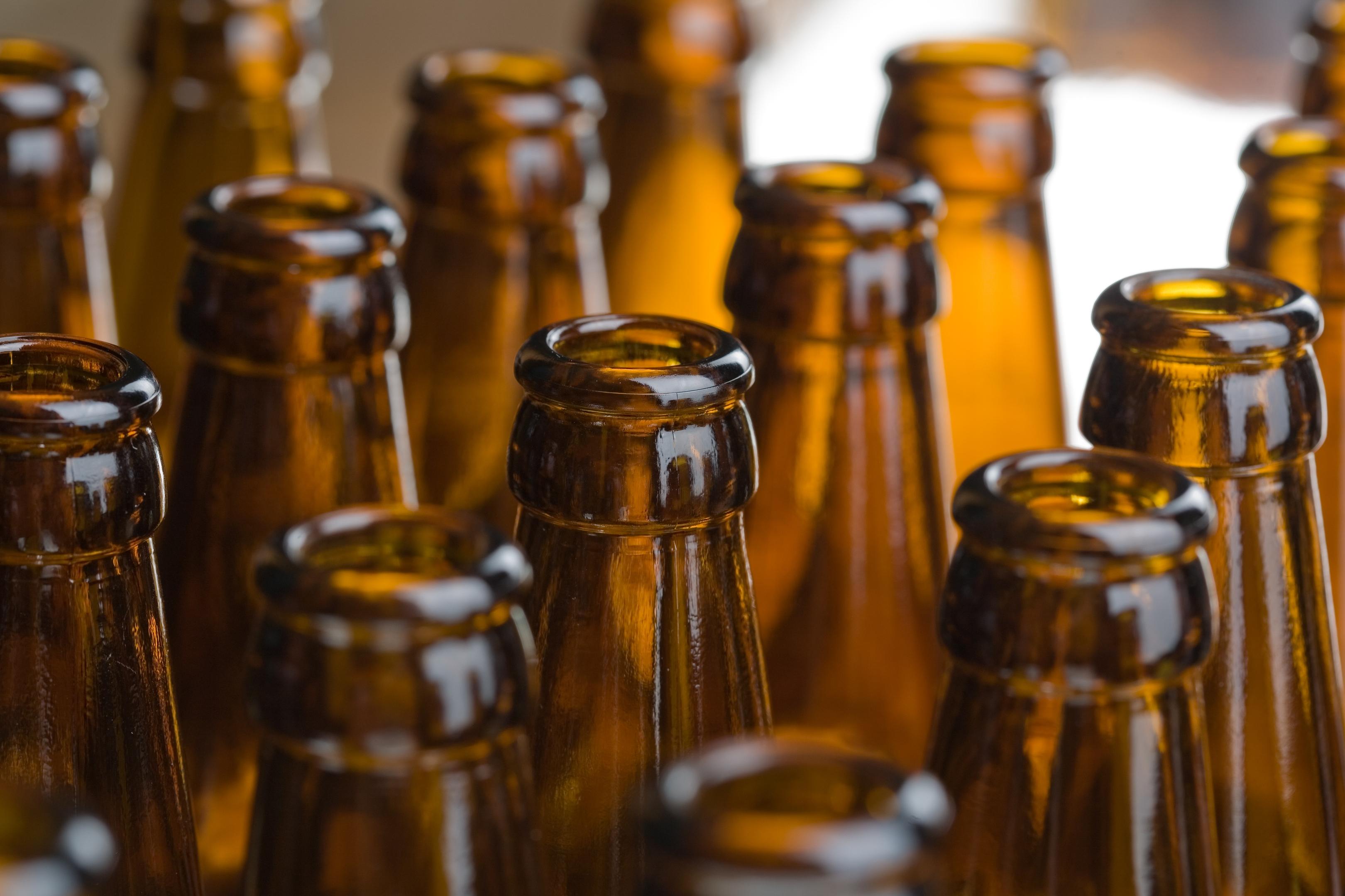 Beer bottles (iStock)