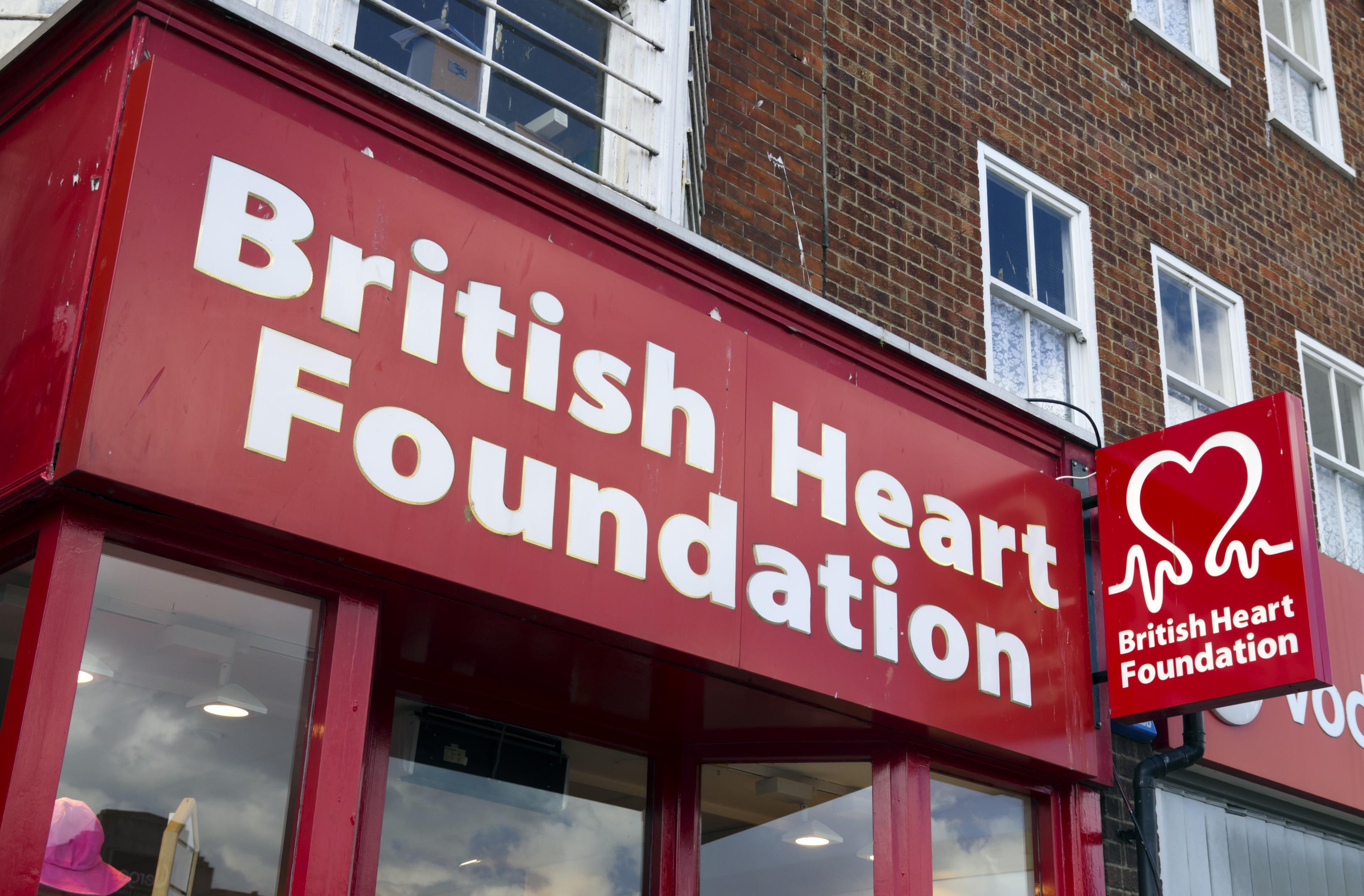 British Heart Foundation (iStock)