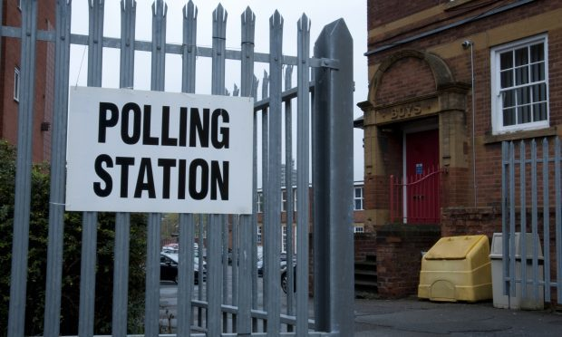 Polling station (iStock)