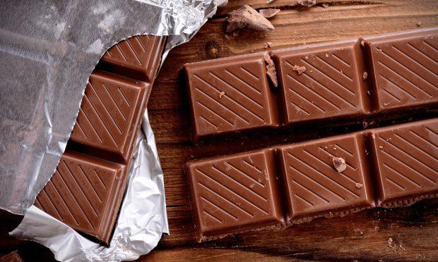 Chocolate bar (iStock)
