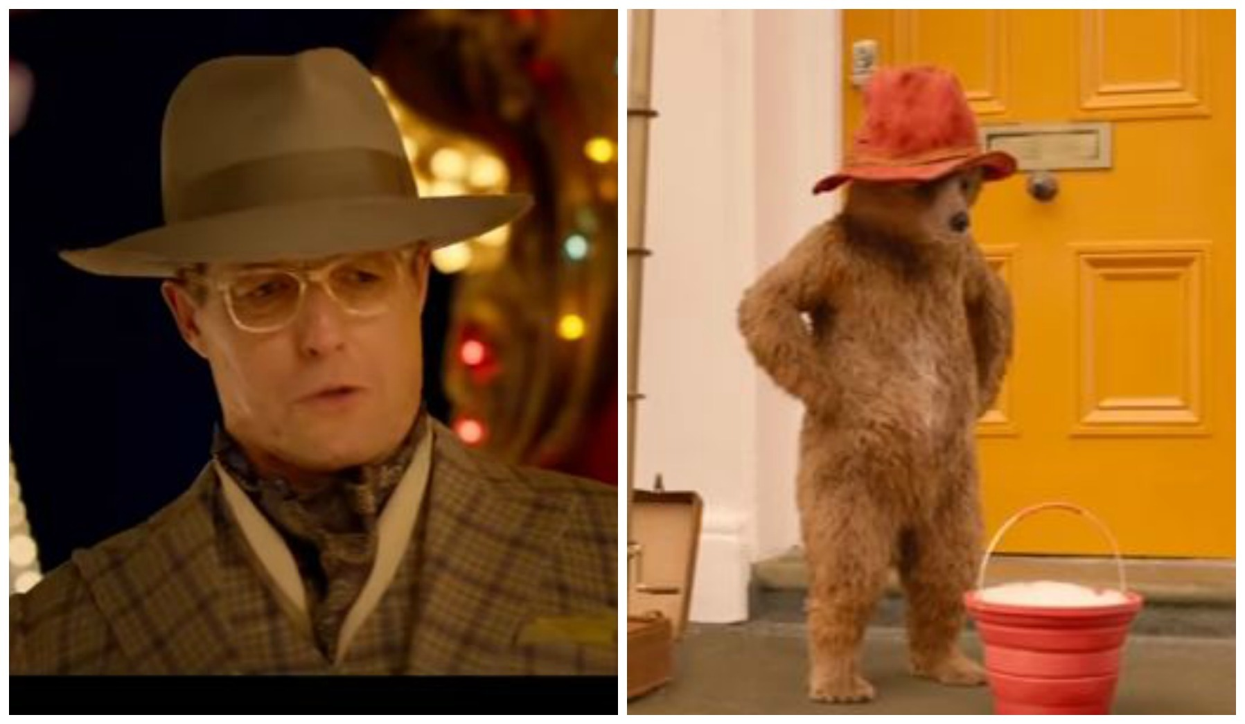 Hugh Grant stars in the new Paddington movie (Film Select / YouTube)