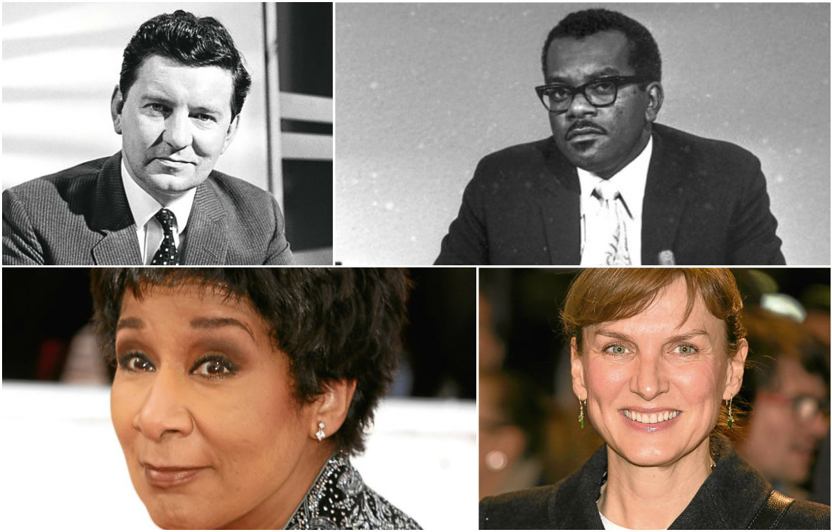 Cool, calm and collected: Britain's most iconic news anchors