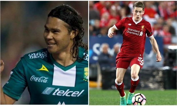 Carlos Pena (left) and Harry Wilson (Ryan Pierse/Getty Images)